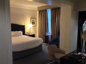 Waldorf Hilton London King Executive Room #1