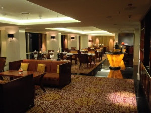 Ritz Carlton Club Lounge