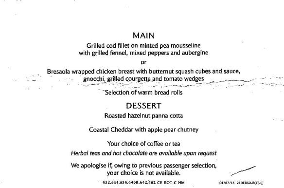 BA Business Class Menu - LHR to ATH-page-003