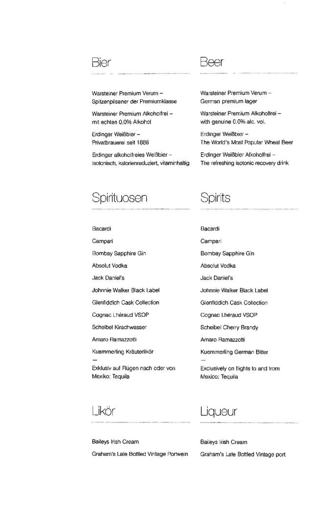 Lufthansa Business Class Menu - BLR to FRA-page-014