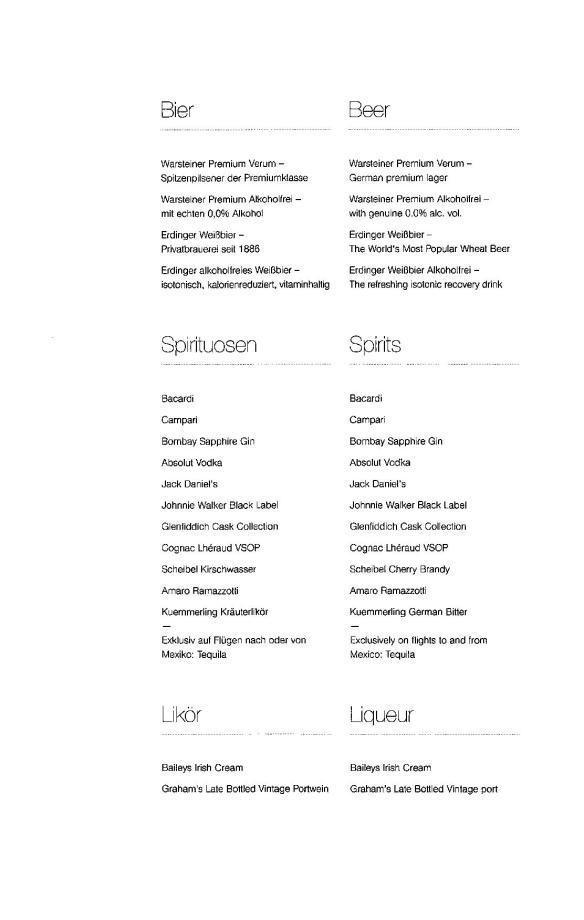 Lufthansa Business Class Menu - FRA to BLR-page-014
